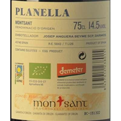 Vino Planella 2015 - Tinto -