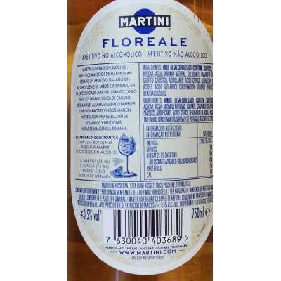 Vermut  Martini Floreale - Blanco -