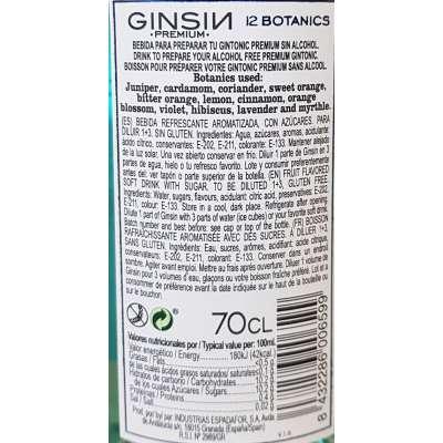 Ginsin Premium 12 Botanics